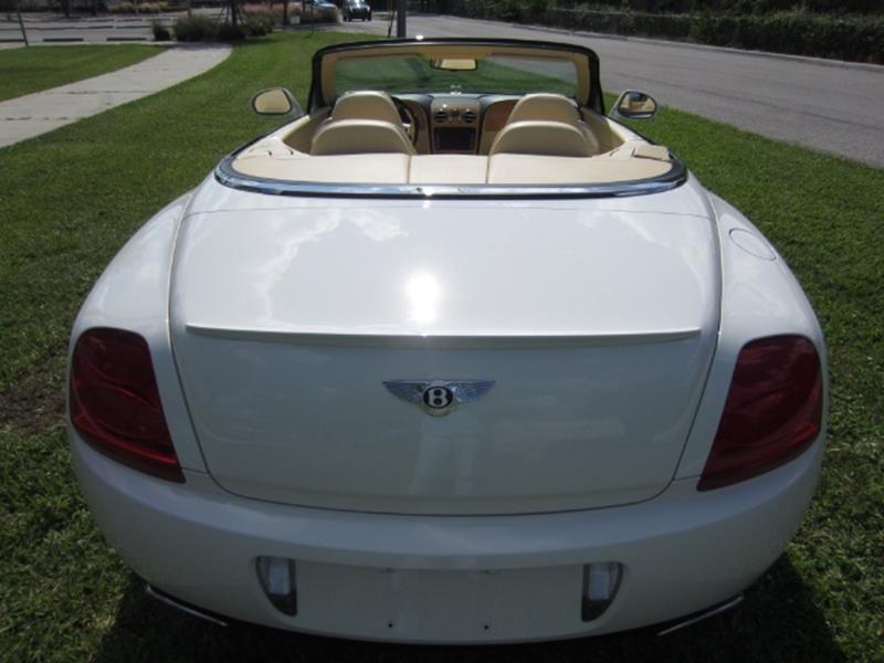 2010 Bentley Continental 14