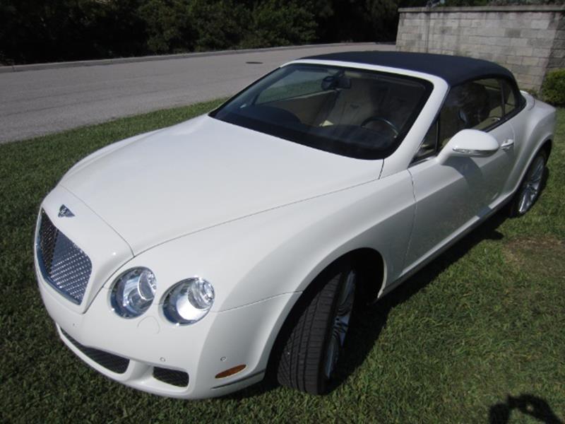 2010 Bentley Continental 22