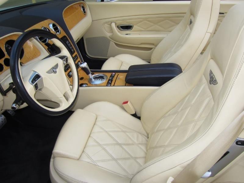 2010 Bentley Continental 10