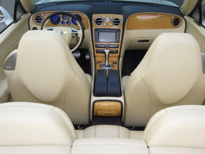 2010 Bentley Continental 8