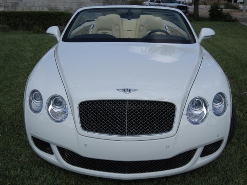 2010 Bentley Continental 20