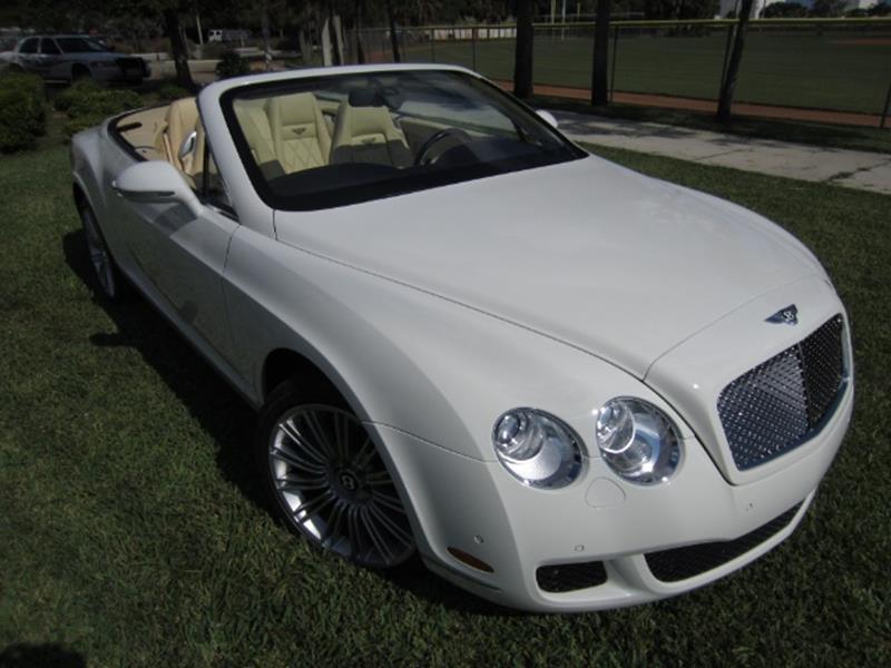 2010 Bentley Continental 3