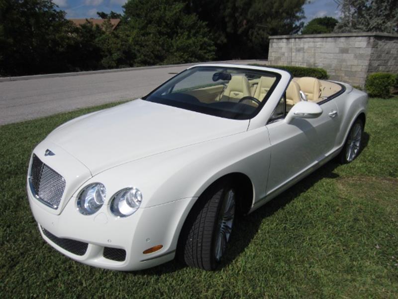 2010 Bentley Continental 2
