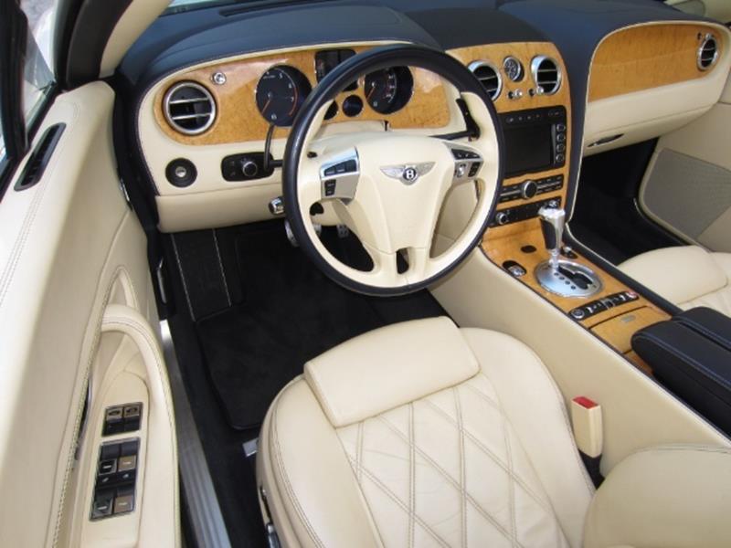 2010 Bentley Continental 12