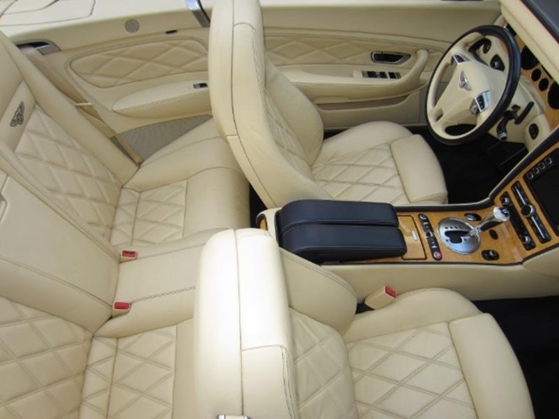 2010 Bentley Continental 7
