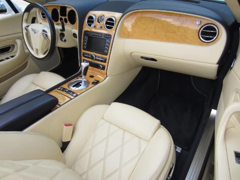 2010 Bentley Continental 5