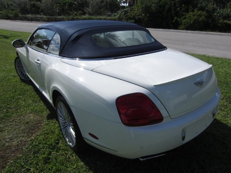 2010 Bentley Continental 25