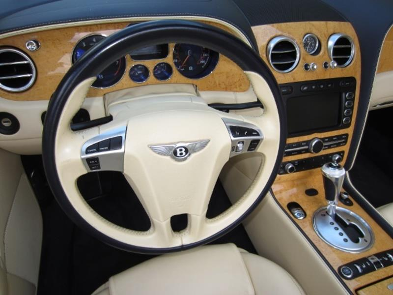 2010 Bentley Continental 11
