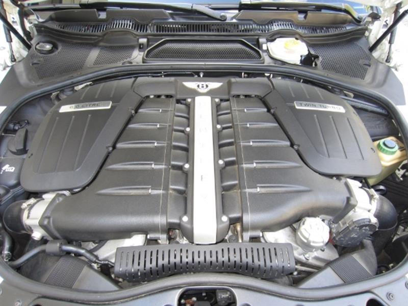 2010 Bentley Continental 19