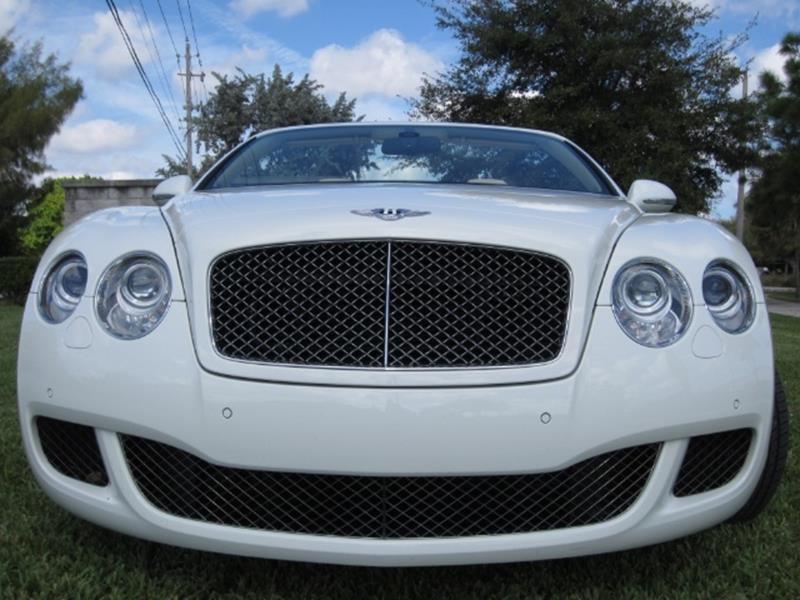 2010 Bentley Continental 18