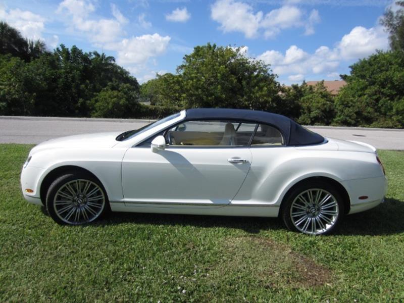 2010 Bentley Continental 21