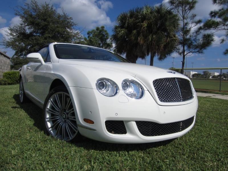 2010 Bentley Continental 23