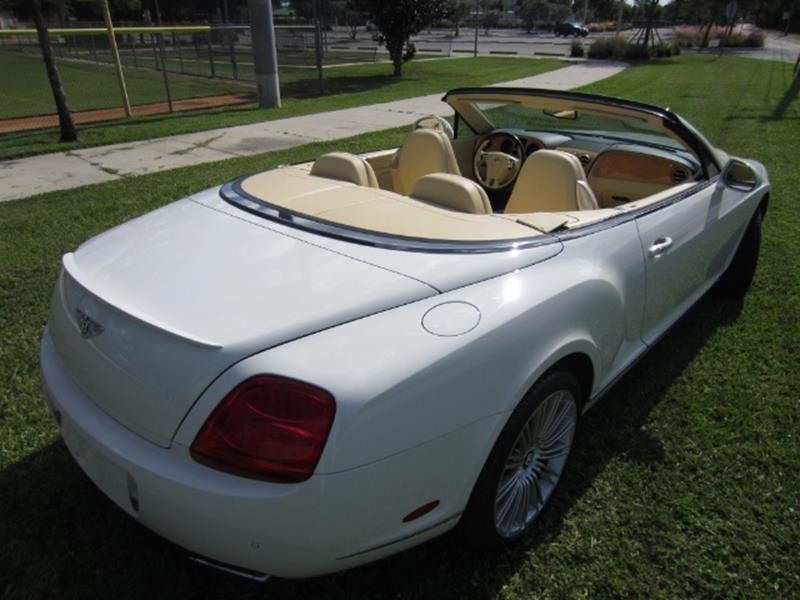 2010 Bentley Continental 4