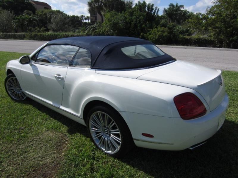 2010 Bentley Continental 26