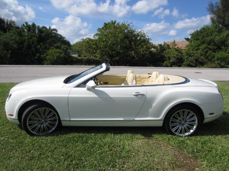 2010 Bentley Continental 1