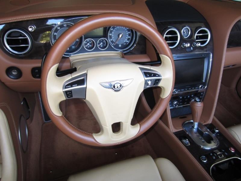 2015 Bentley Continental 10