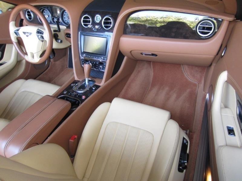 2015 Bentley Continental 5