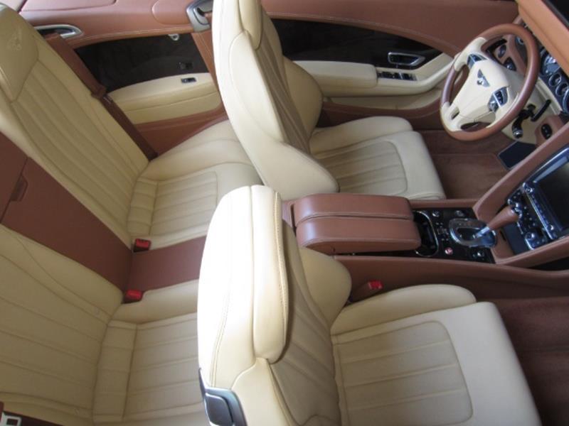 2015 Bentley Continental 6