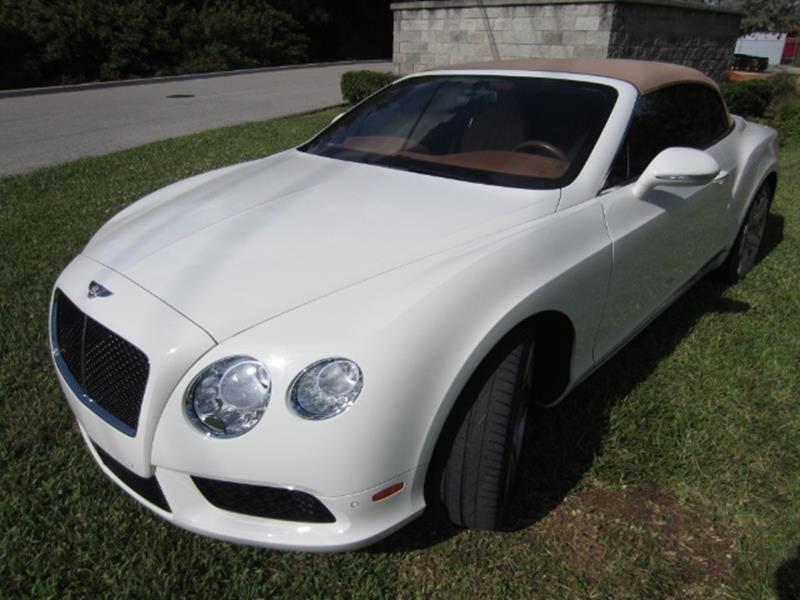 2015 Bentley Continental 20