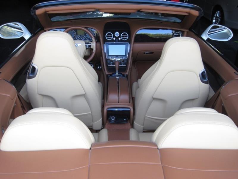 2015 Bentley Continental 7