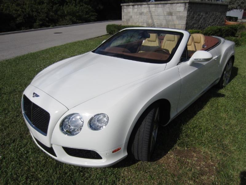 2015 Bentley Continental 2