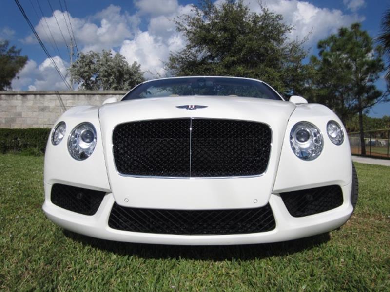 2015 Bentley Continental 16