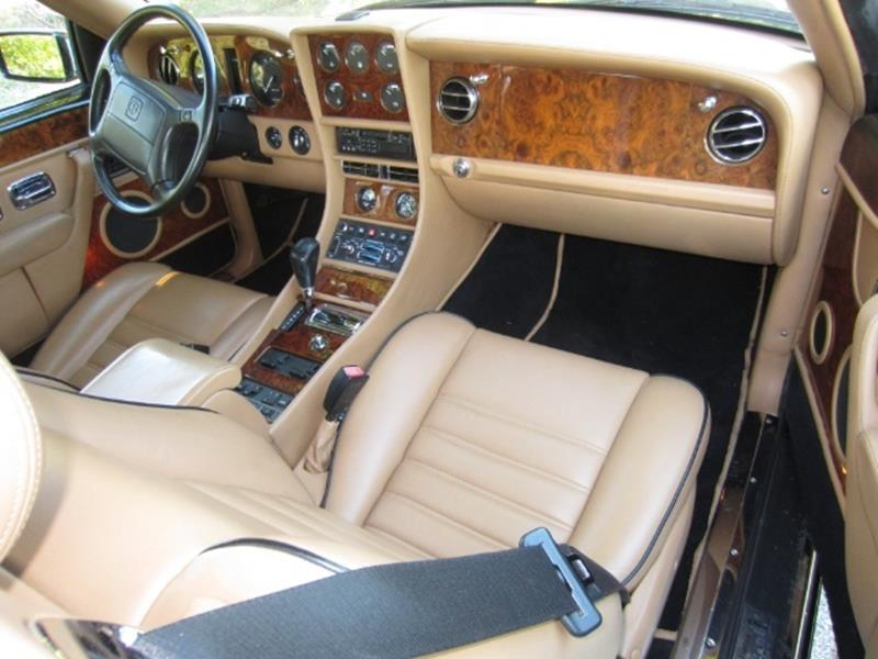 1997 Bentley Azure 8