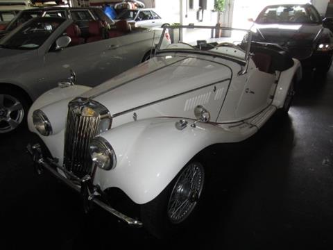 1954 MG T-Series for sale in Delray Beach, FL