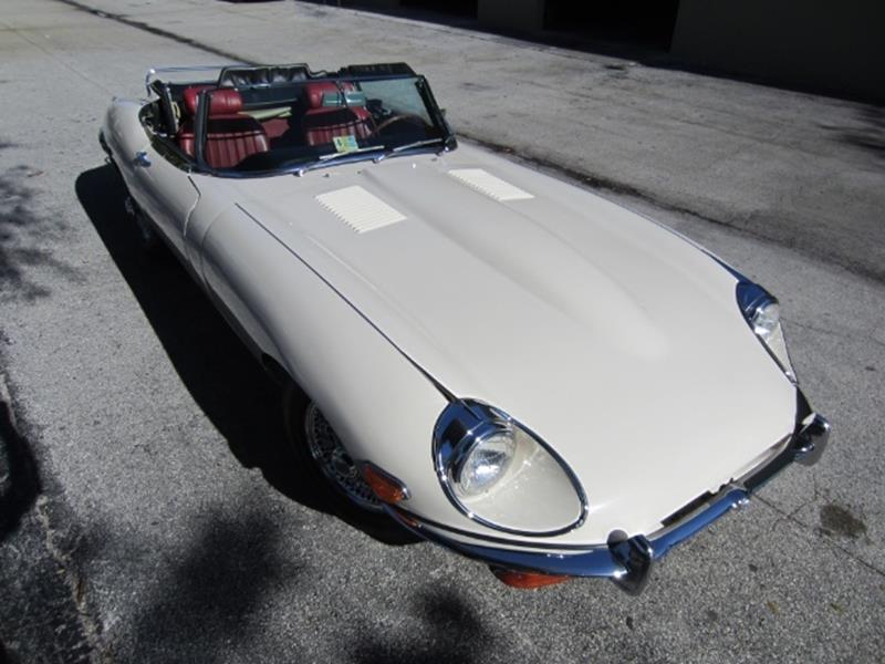 1970 Jaguar E-Type 3