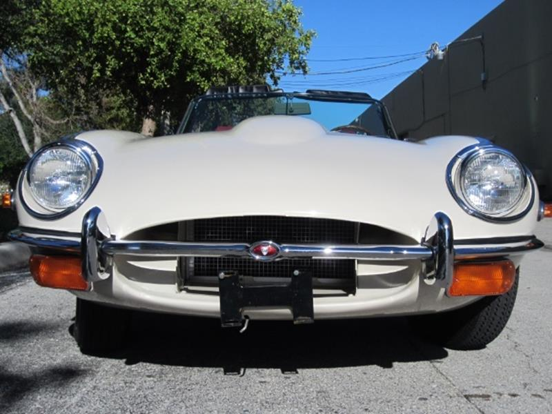 1970 Jaguar E-Type 15