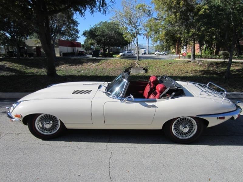 1970 Jaguar E-Type 1