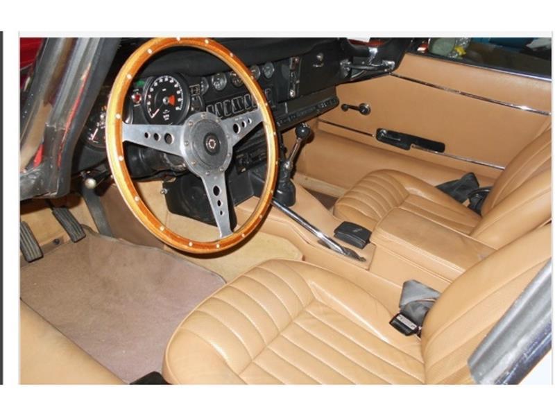 1969 Jaguar E-Type 2