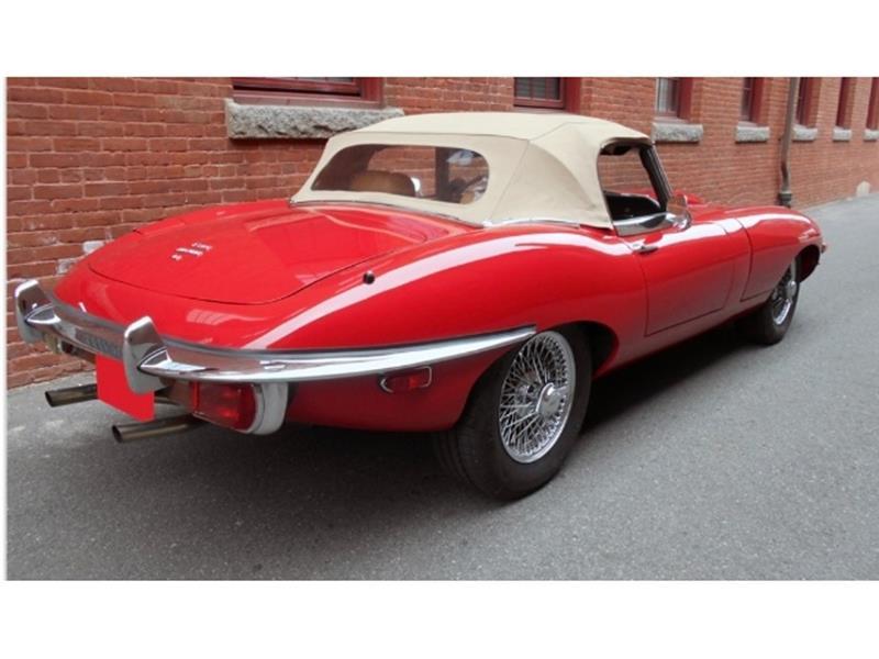 1969 Jaguar E-Type 5