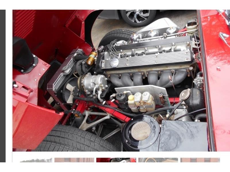 1969 Jaguar E-Type 4