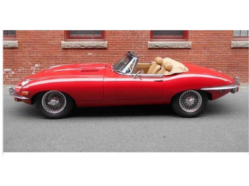 1969 Jaguar E-Type 1