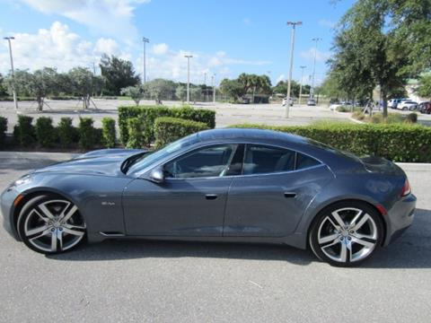 2012 Fisker Karma for sale in Delray Beach, FL