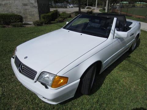 1991 Mercedes-Benz 300-Class for sale in Delray Beach, FL