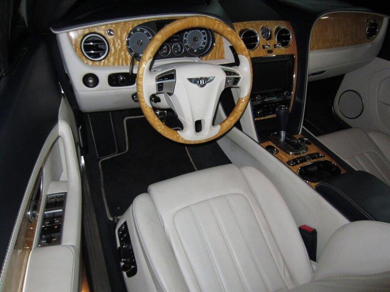 2013 Bentley Continental 12