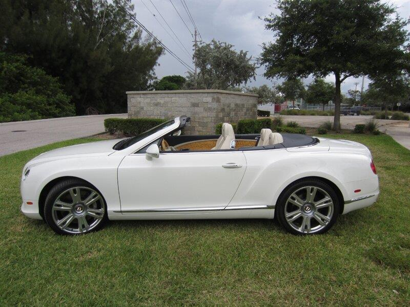 2013 Bentley Continental 1
