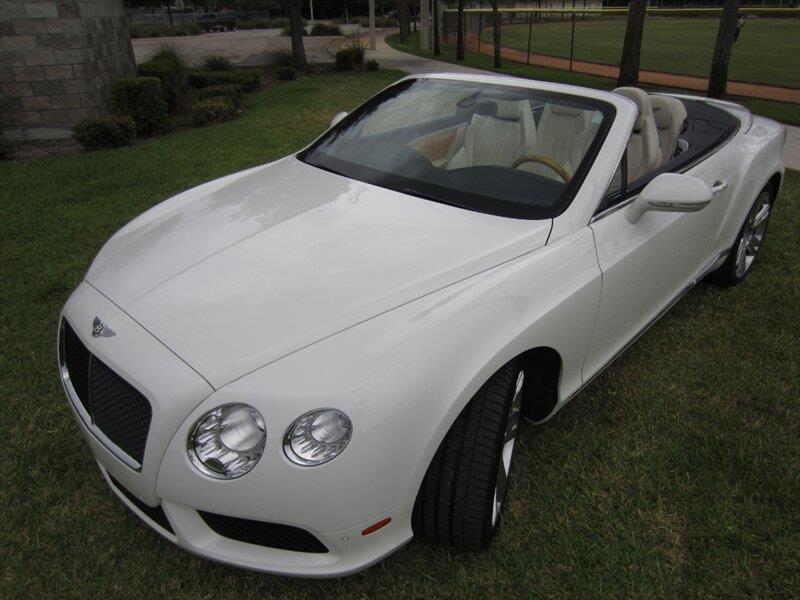 2013 Bentley Continental 2