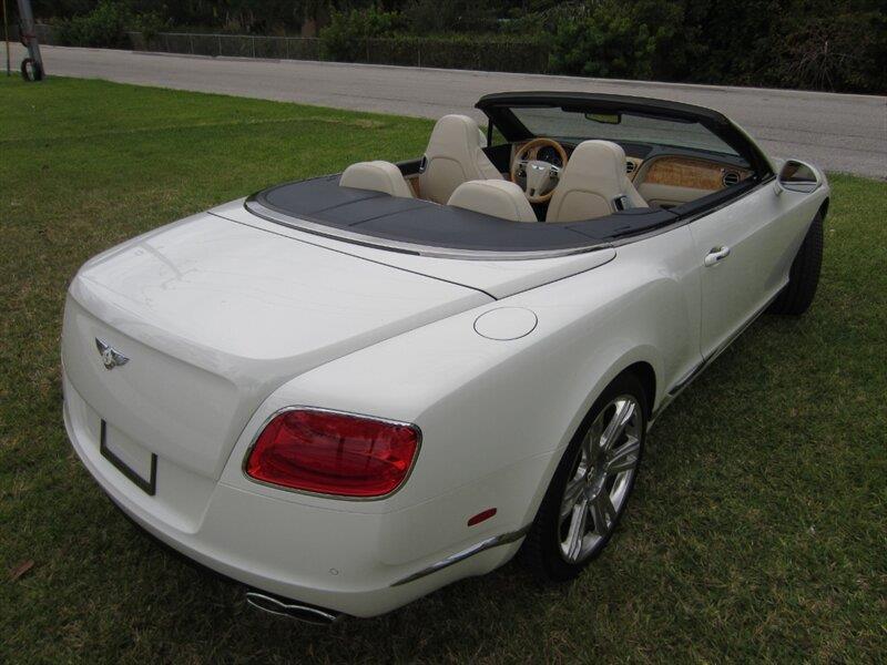 2013 Bentley Continental 4