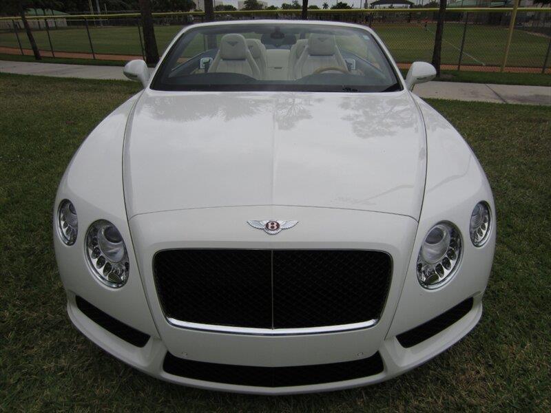 2013 Bentley Continental 20