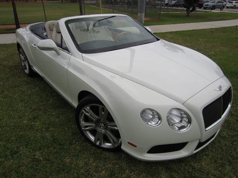 2013 Bentley Continental 3