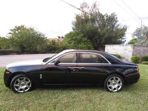2011 Rolls-Royce Ghost for sale in Delray Beach, FL