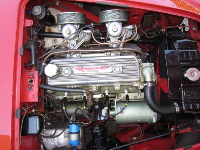 1955 Austin-Healey 100/4 15