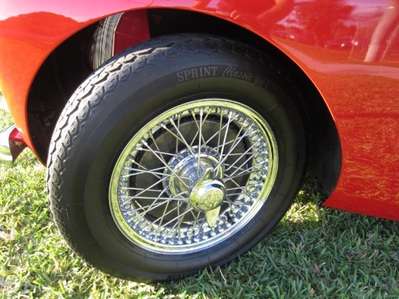 1955 Austin-Healey 100/4 17
