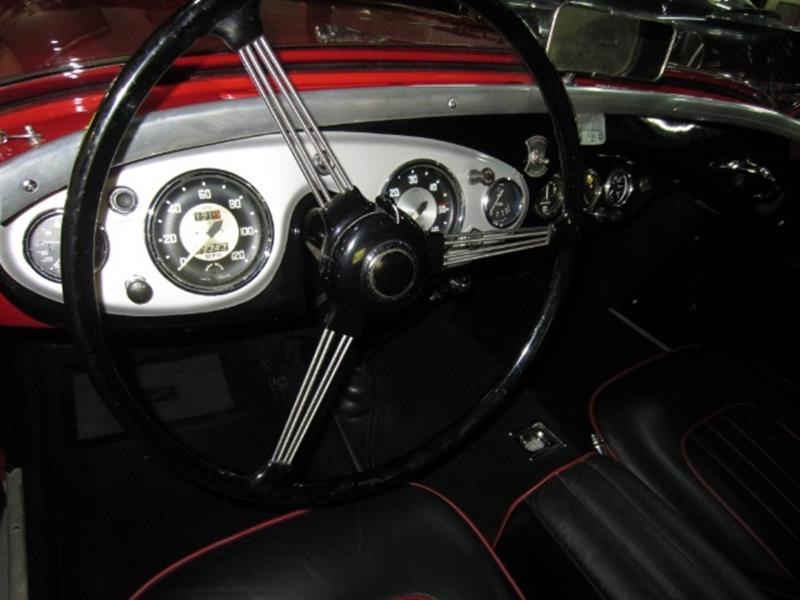 1955 Austin-Healey 100/4 8