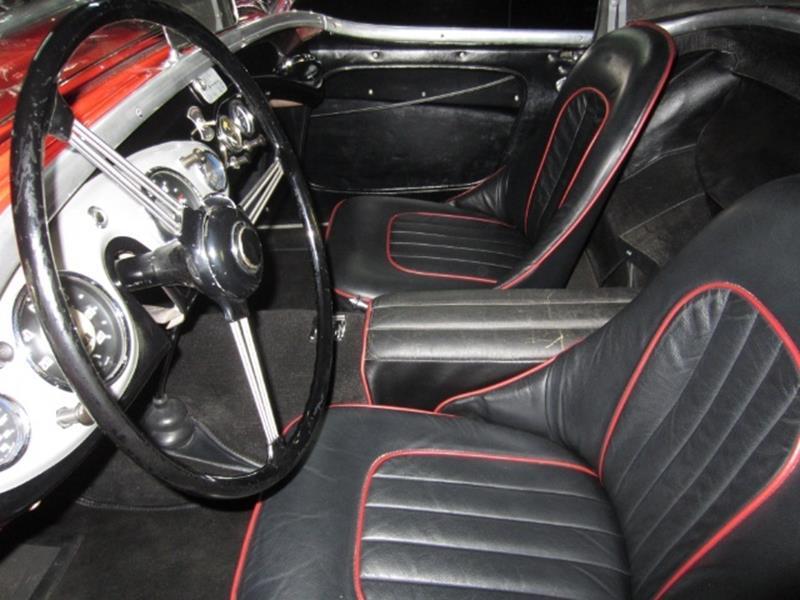 1955 Austin-Healey 100/4 7