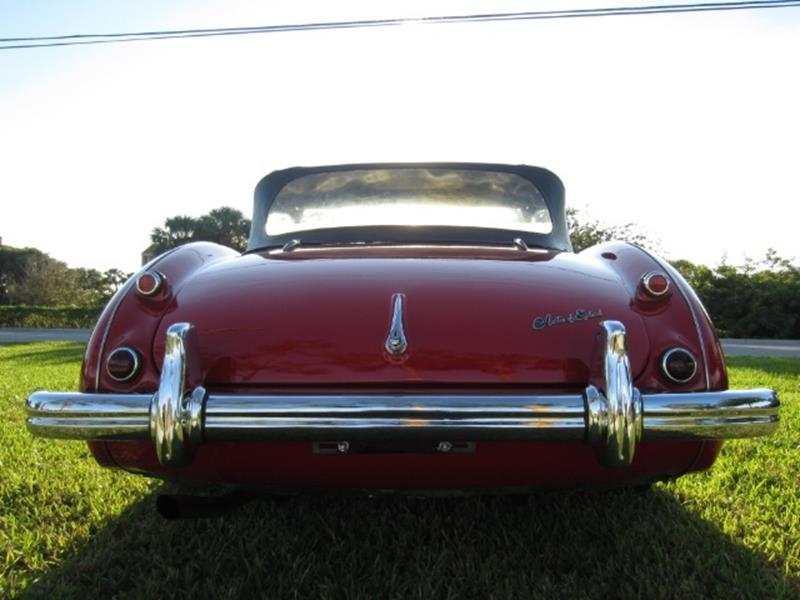 1955 Austin-Healey 100/4 13