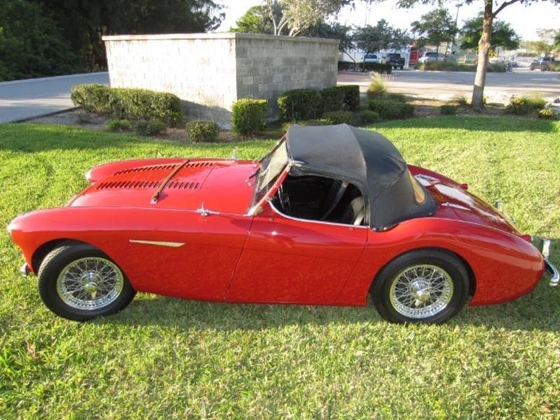 1955 Austin-Healey 100/4 1